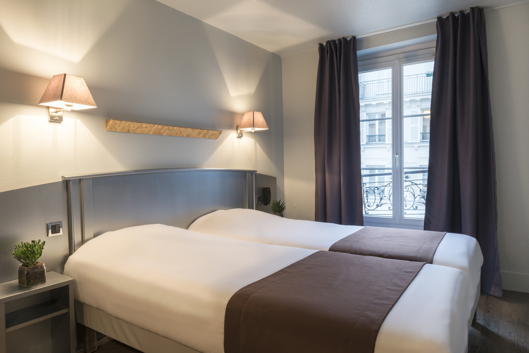 Hotel Basss Chambre Double